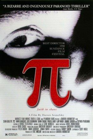 Pi, Fe en el Caos (1998), de Darren Aronofsky