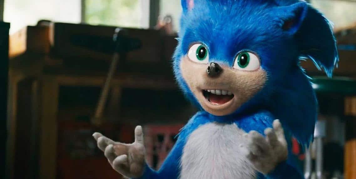 Sonic, la Película (2020)