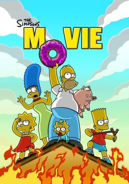 Los Simpson, la Película (2007), de David Silverman