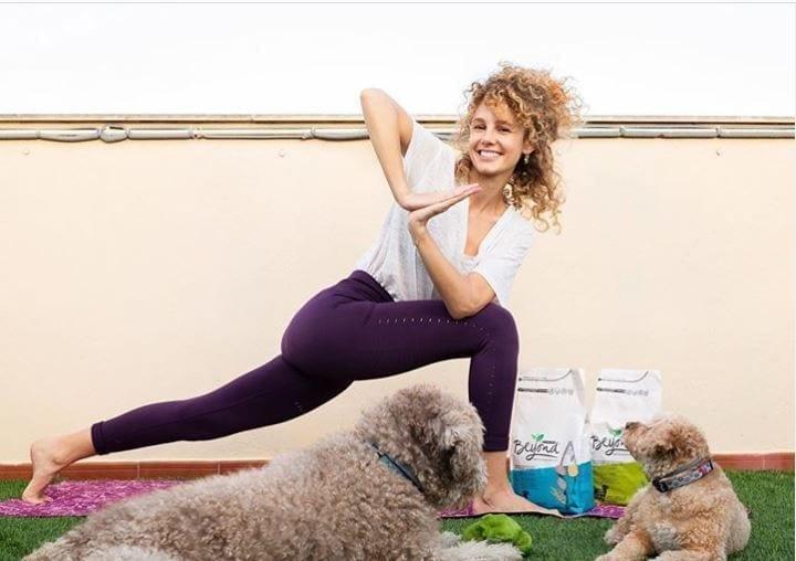 Yoga Canino