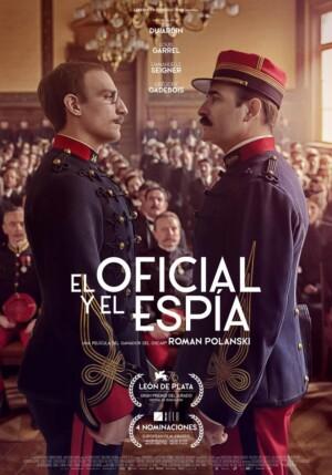 El Oficial y el Espía (2019)