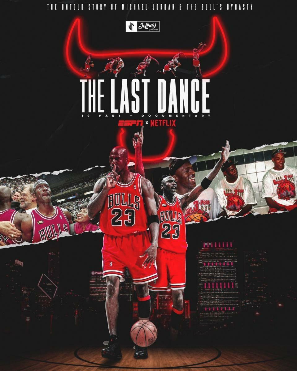 El último baile de Michael Jordan: las sombras ocultas