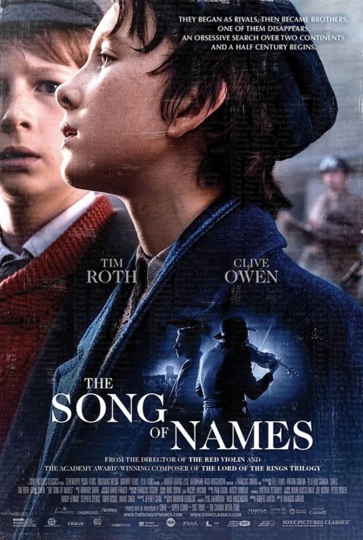 La Canción de los Nombres Olvidados (2019)