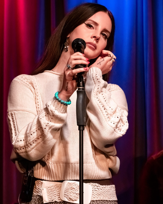 Lana Del Rey @ Grammy Museum 10 13 2019 49311023203