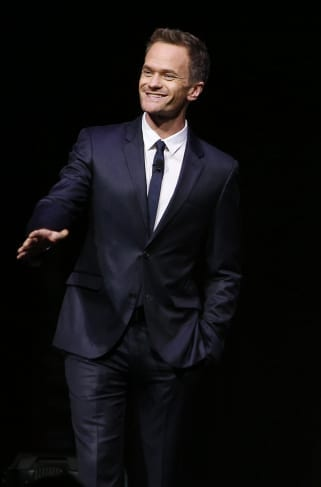 Neil Patrick Harris in LG Electronics Art of the Pixel New Media Competition September 2014