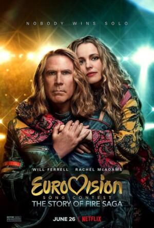 Eurovision: La historia de Fire Saga (2020)