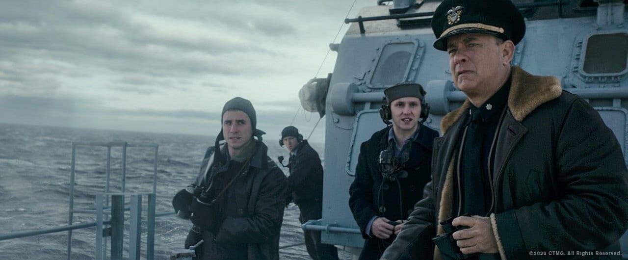 Greyhound: Enemigos Bajo el Mar (2020)