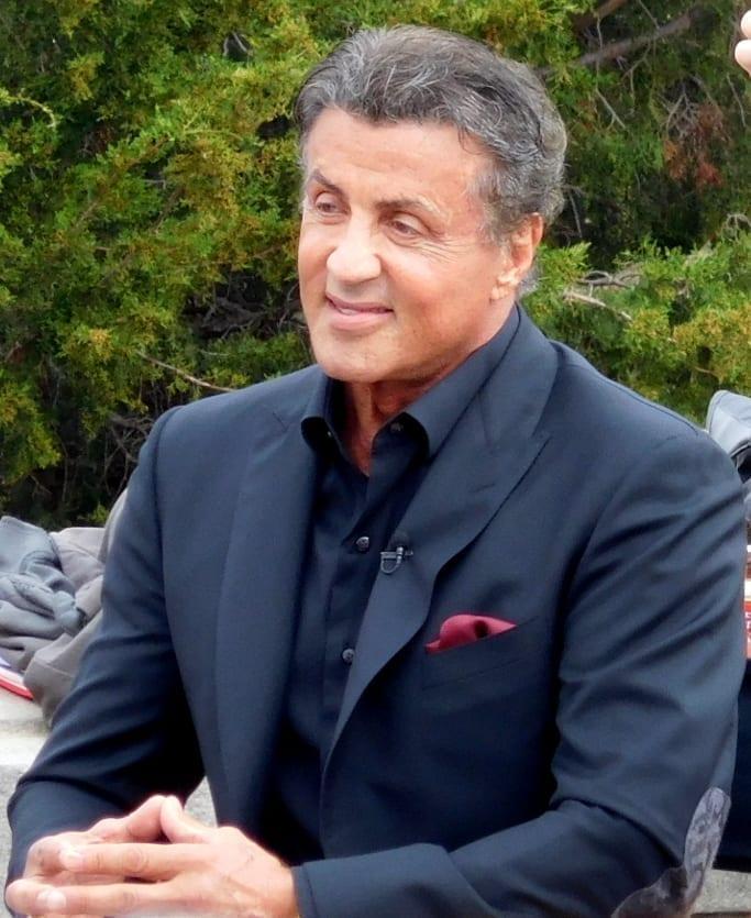 Sylvester Stallone 2015