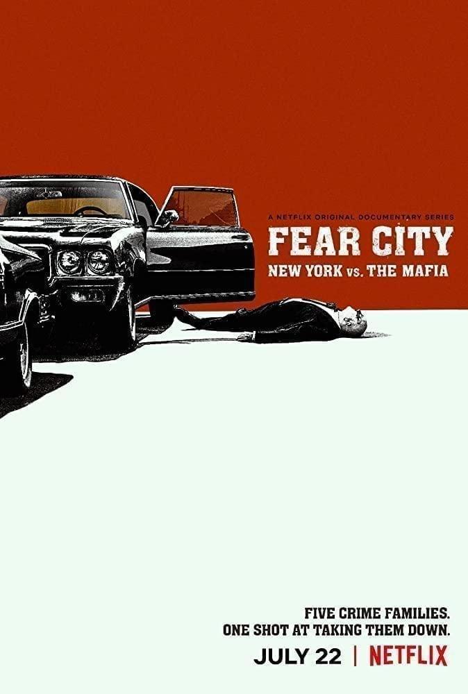 La Ciudad del Miedo: Nueva York Contra la Mafia (2020)