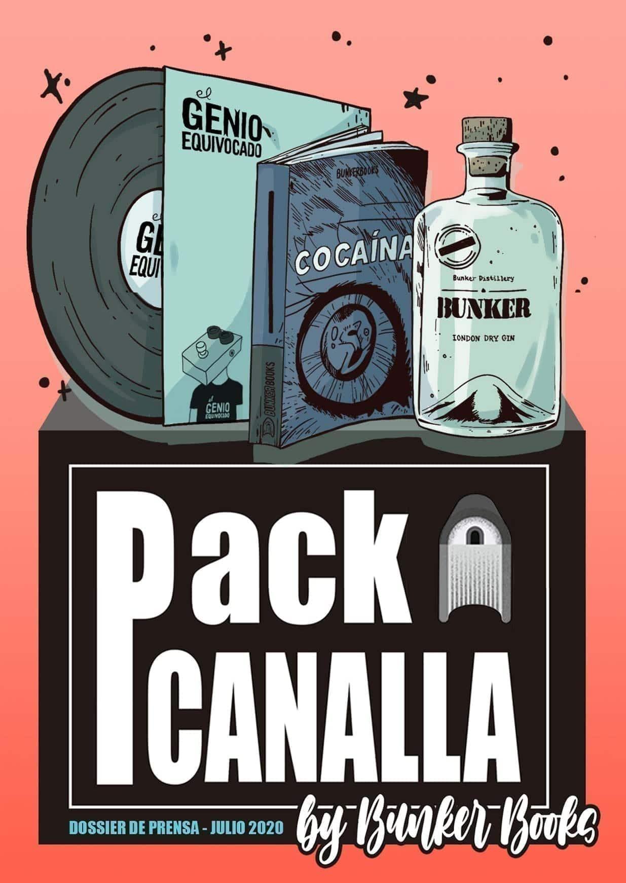 El Pack Canalla