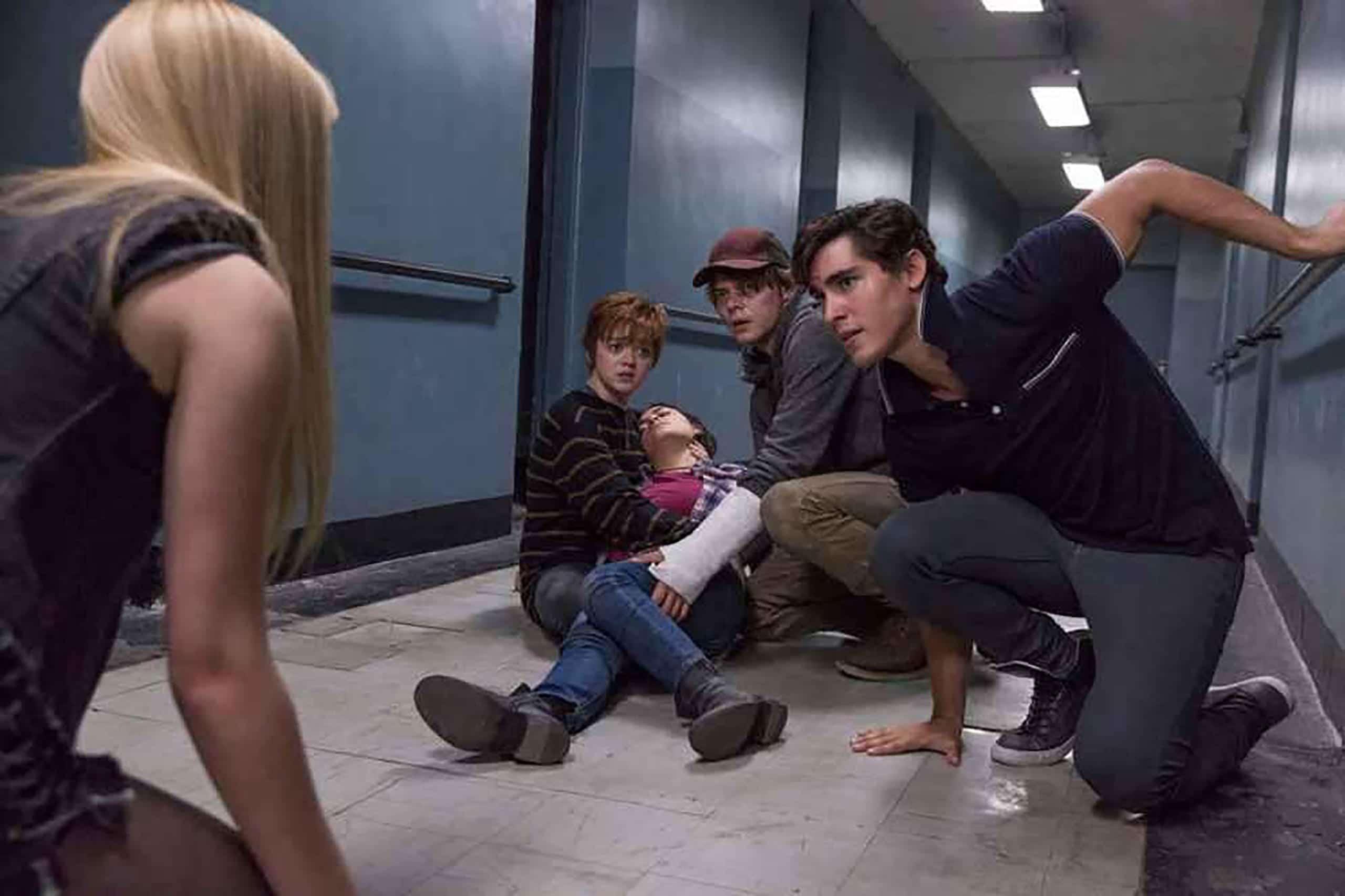 Los Nuevos Mutantes - The New Mutants (2020)