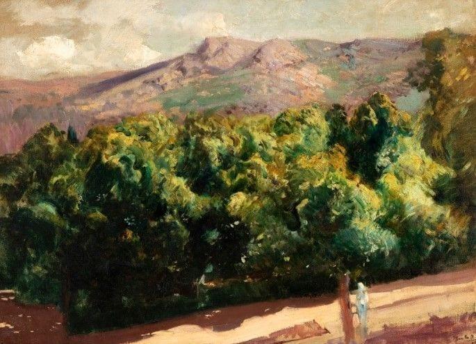 1599758649 La Selva. Jardines de la Granja de San Ildefonso