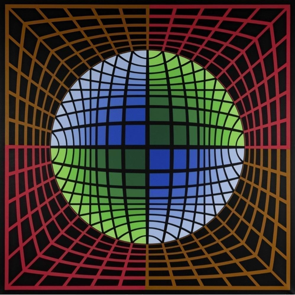 1601043304 Isom 1986 Victor Vasarely