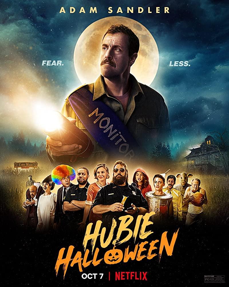 Adam Sandler On Netflix Hubie Halloween 2020 October Martin Cid Magazine