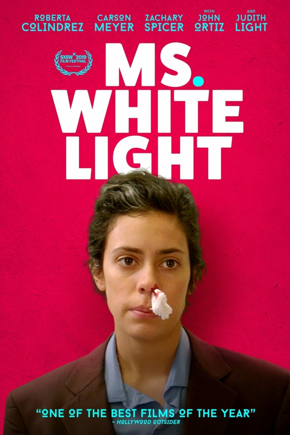 Ms. White Light (2019)