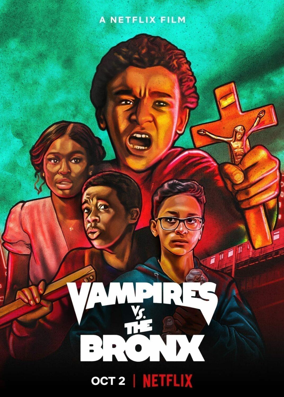 Vampiros Contra el Bronx (2020)