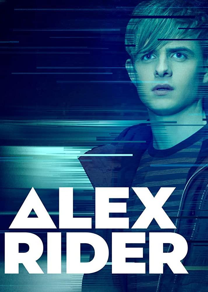 Alex Rider (2020). Nueva Serie en Amazon Prime