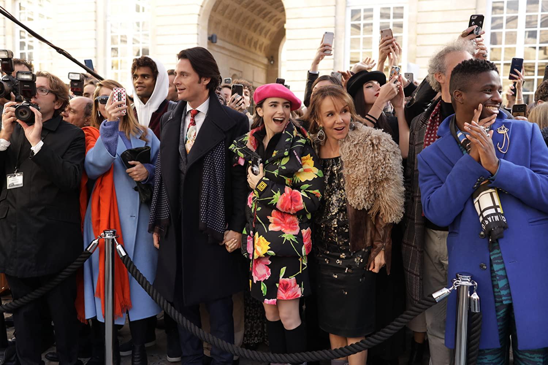 Emily in Paris (2020-)