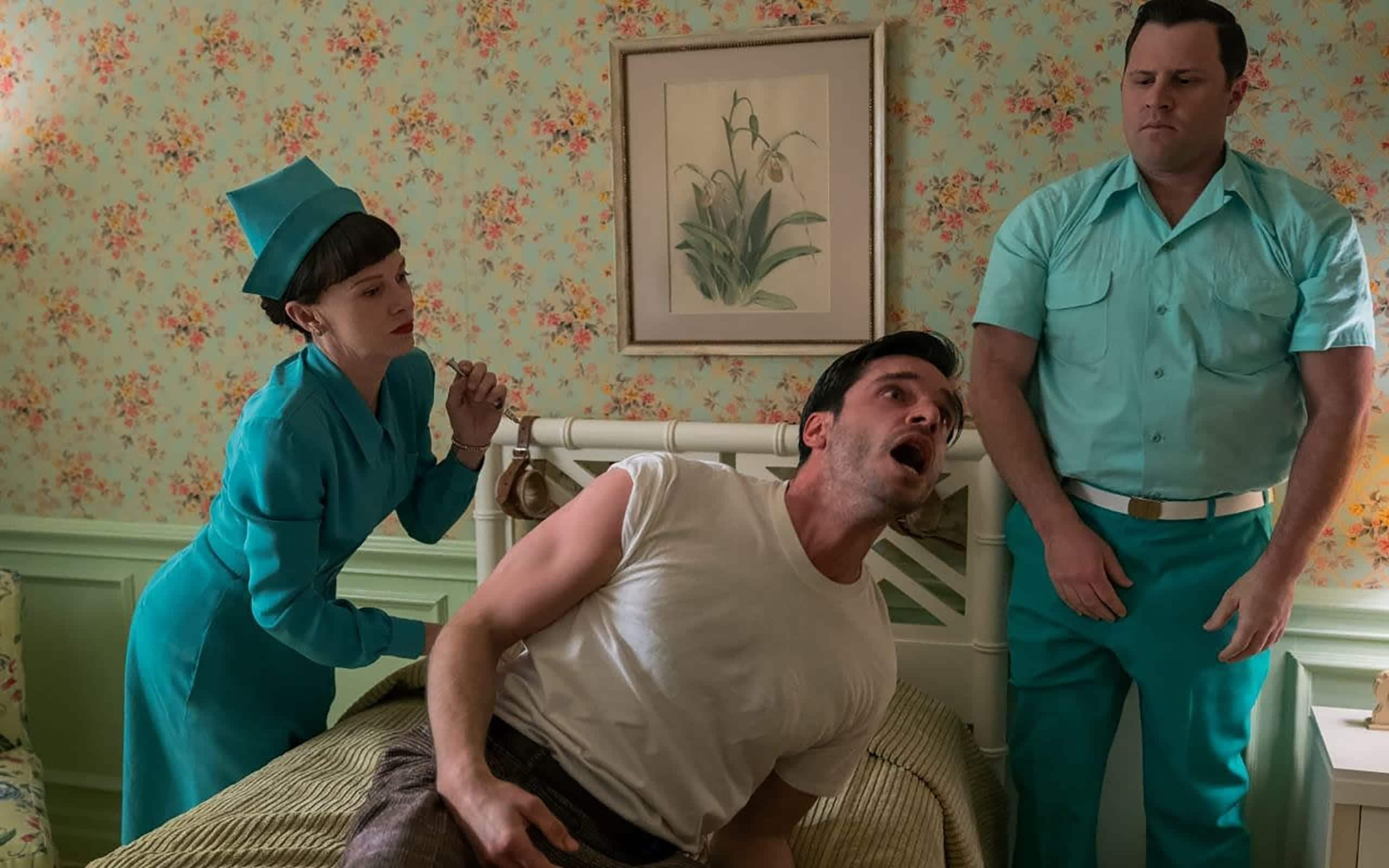 Ratched (2020). Serie Netflix