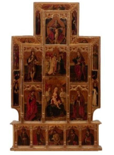 1602171455 Retablo de la Virgen de la Leche