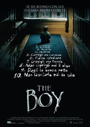 The Boy: La Maldición de Brahms (2020)
