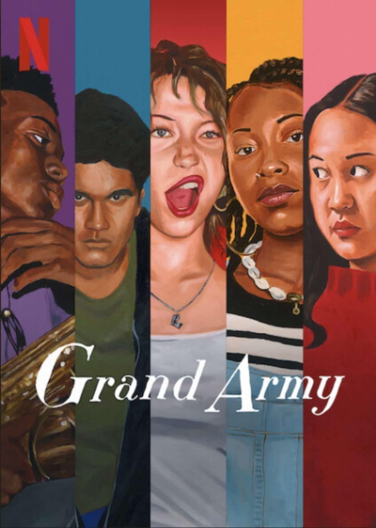 Grand Army (2020). Serie Netflix