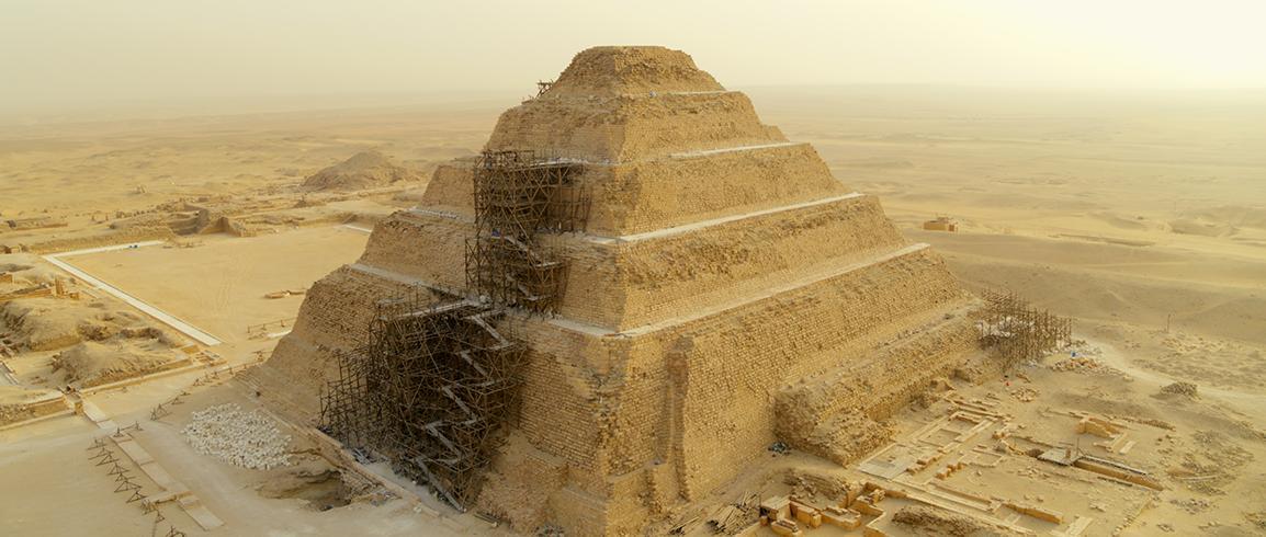 La Tumba de Saqqara (2020)