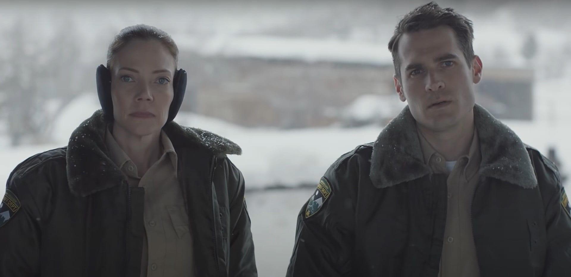 El Lobo de Snow Hollow (2020)