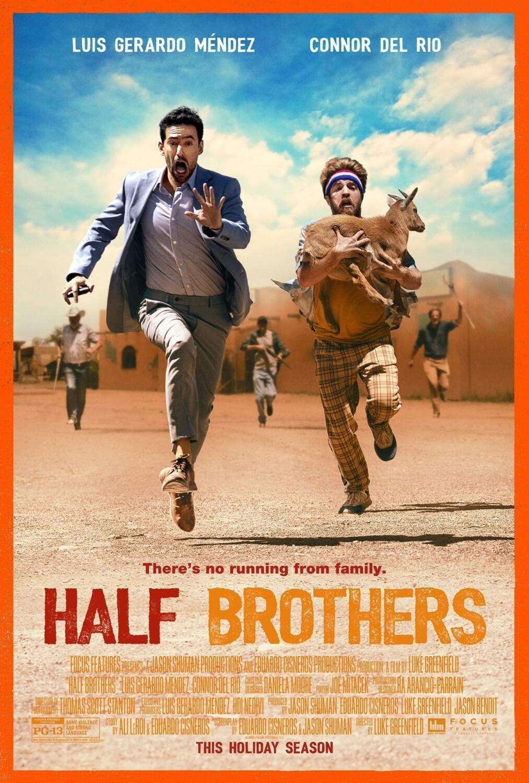Medio Hermanos (2020)