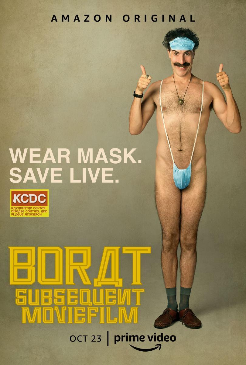 Borat 2 (2020)