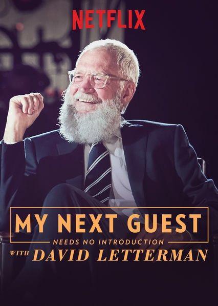 No Necesitan Presentación con David Letterman. Temporada 3