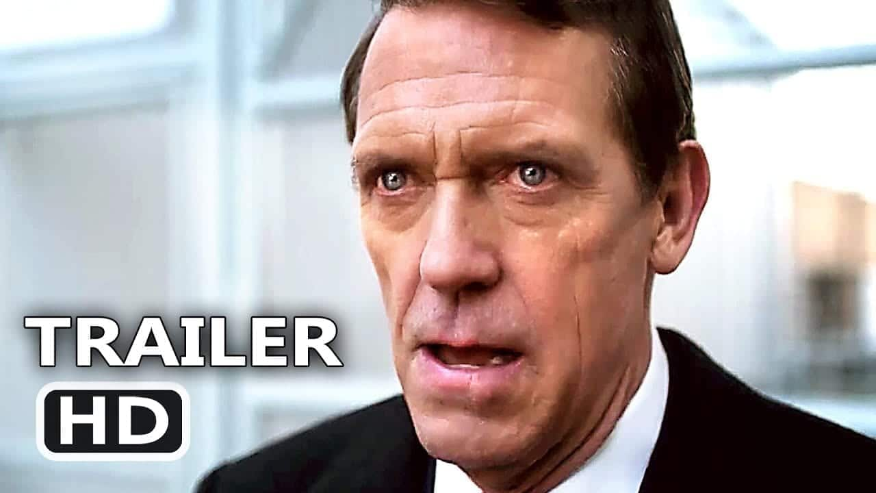 Roadkill (2020). Hugh Laurie