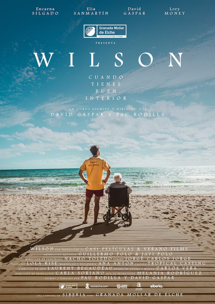 Wilson. Cortometraje