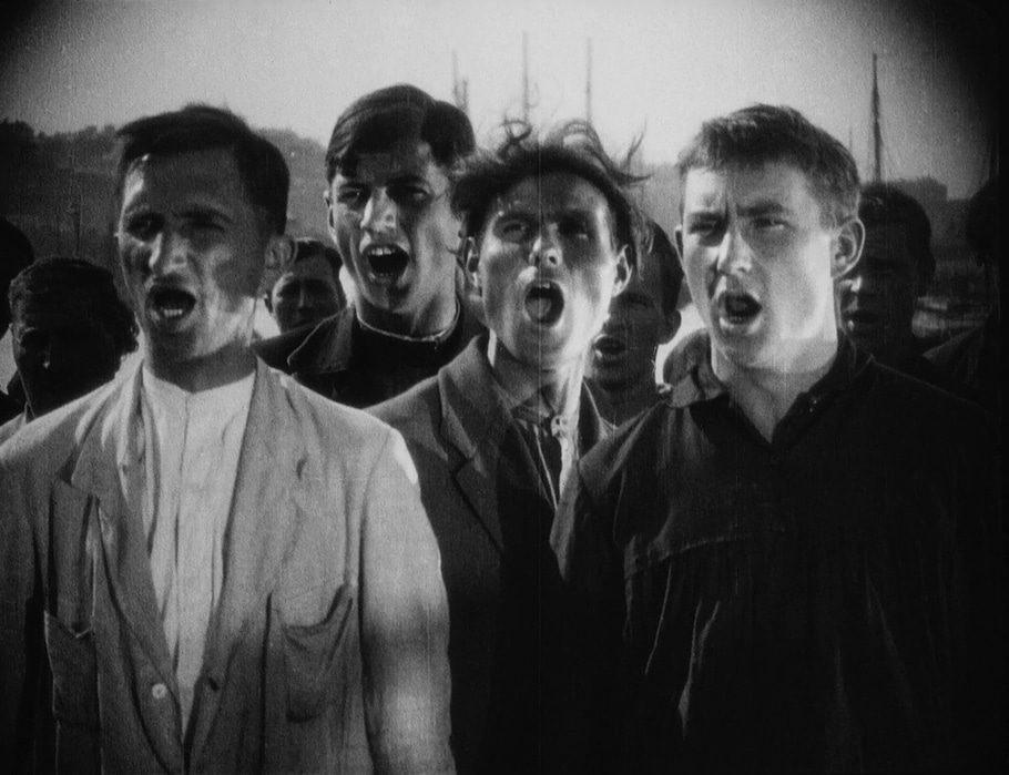 El Acorazado Potemkin (1925)