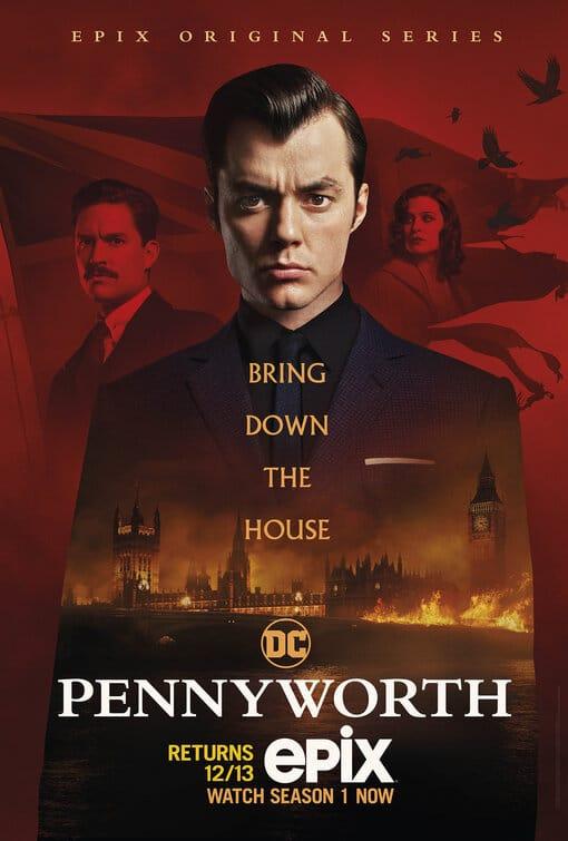 Pennyworth (2019-). Temporada 2