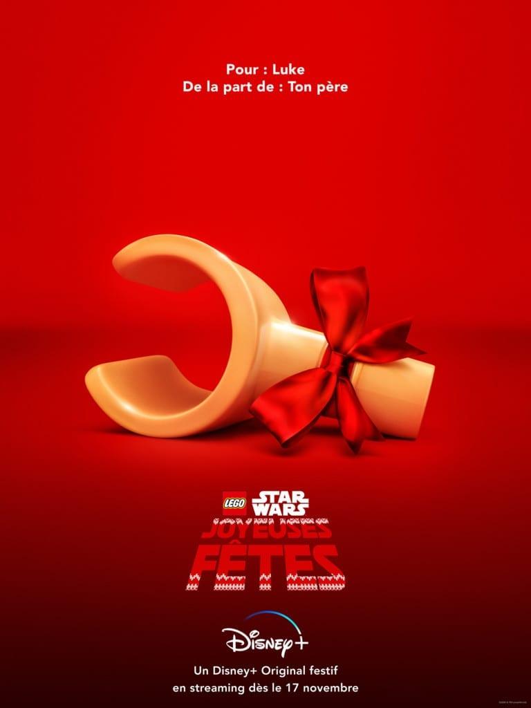 Especial de Navidad de Lego Star Wars (2020)