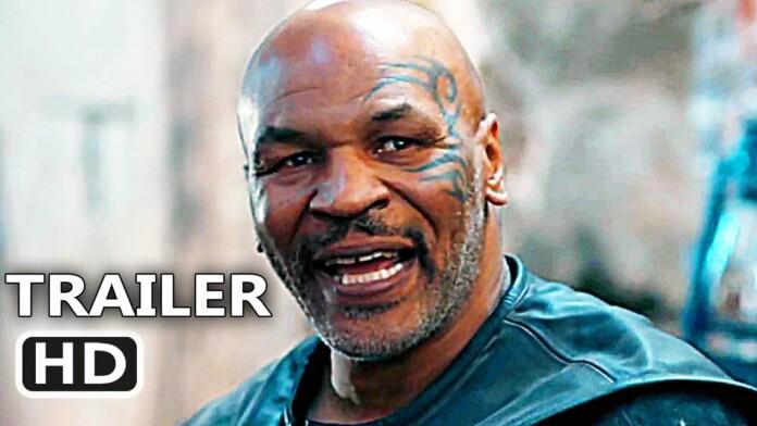 Mike Tyson en Desert Strike