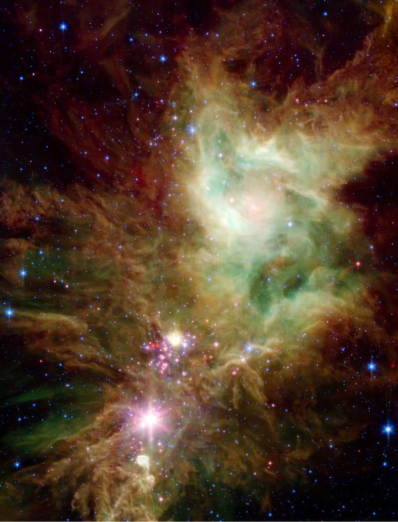 Image Credit: NASA/JPL-Caltech/P.S. Teixeira (Centro de Astrofísica)