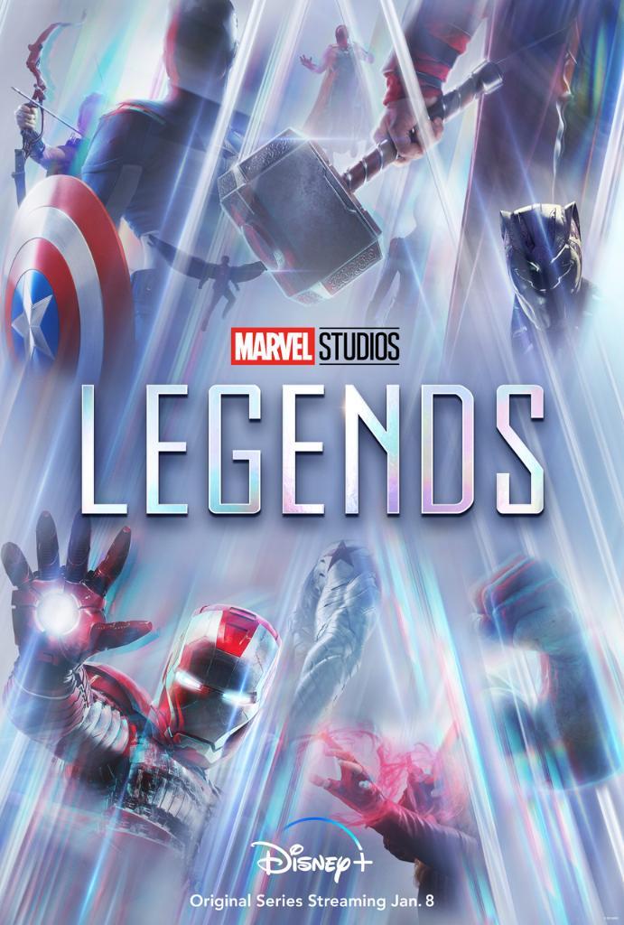 Leyendas de Marvel Studios (2021)