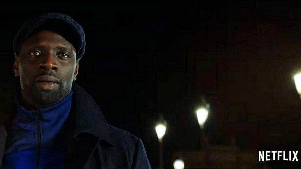 Lupin (2021-). Serie Netflix
