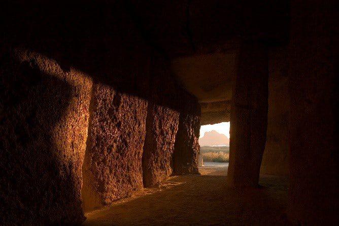 El dolmen de Menga, una construcción única