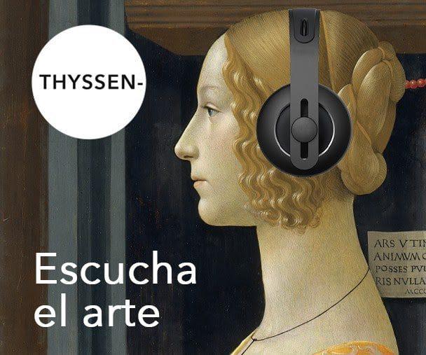 Nuevo podcast del Museo Thyssen
