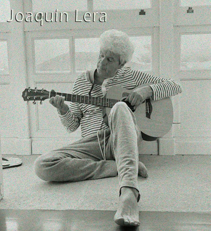 """Joaquín Lera presenta """"Rock y Arena"""""""