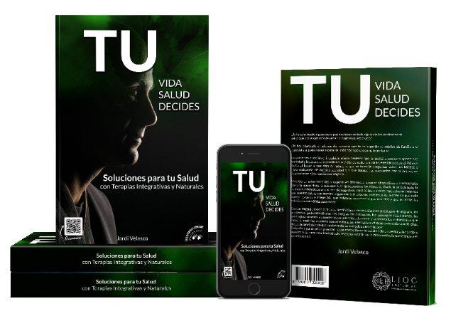 Jordi Velasco publica 'Tu vida, tu salud, tú decides'