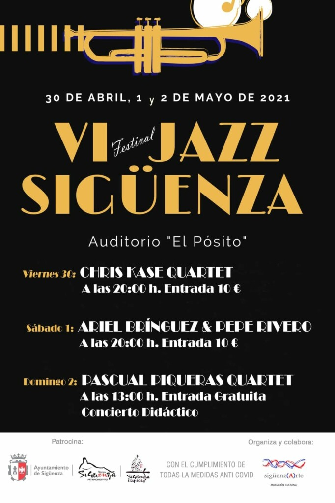VI Festival Jazz Sigüenza