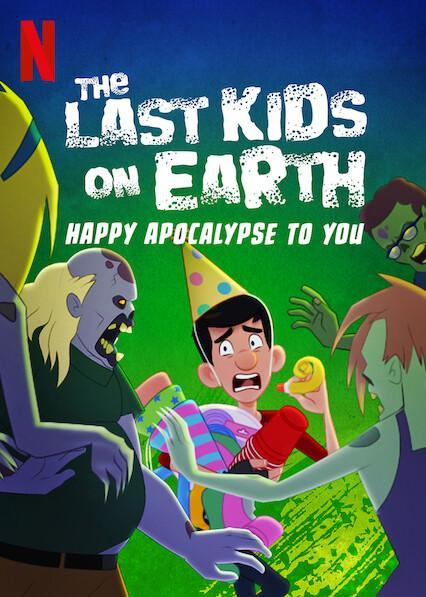 Los últimos frikis del mundo: ¡Feliz apocalipsis!