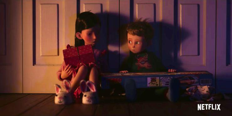 Por Toda la Casa. Episodio 6. Love, Death & Robots (2021)