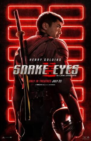 Snake Eyes: El origen (2021)