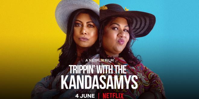 Los Kandasamy: El viaje (2021)