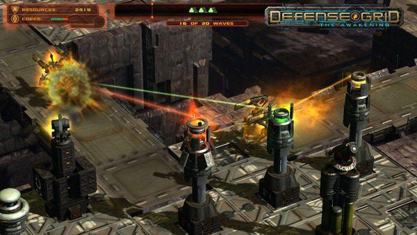 Juegos Gratis en Epic Games Store: Defense Grind, the Awakening